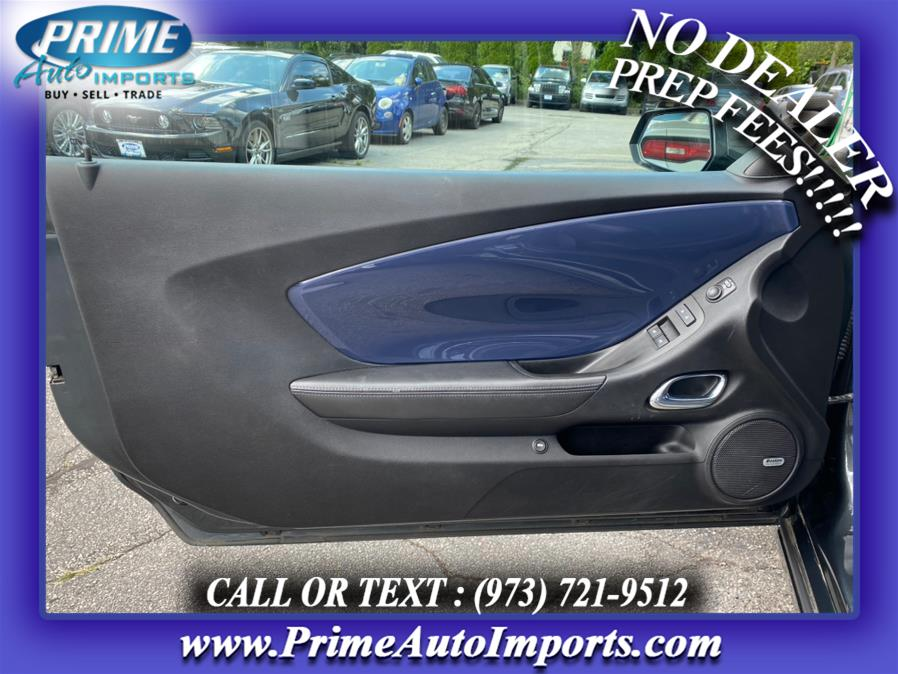 Used Chevrolet Camaro 2dr Cpe LT w/2LT 2014 | Prime Auto Imports. Bloomingdale, New Jersey