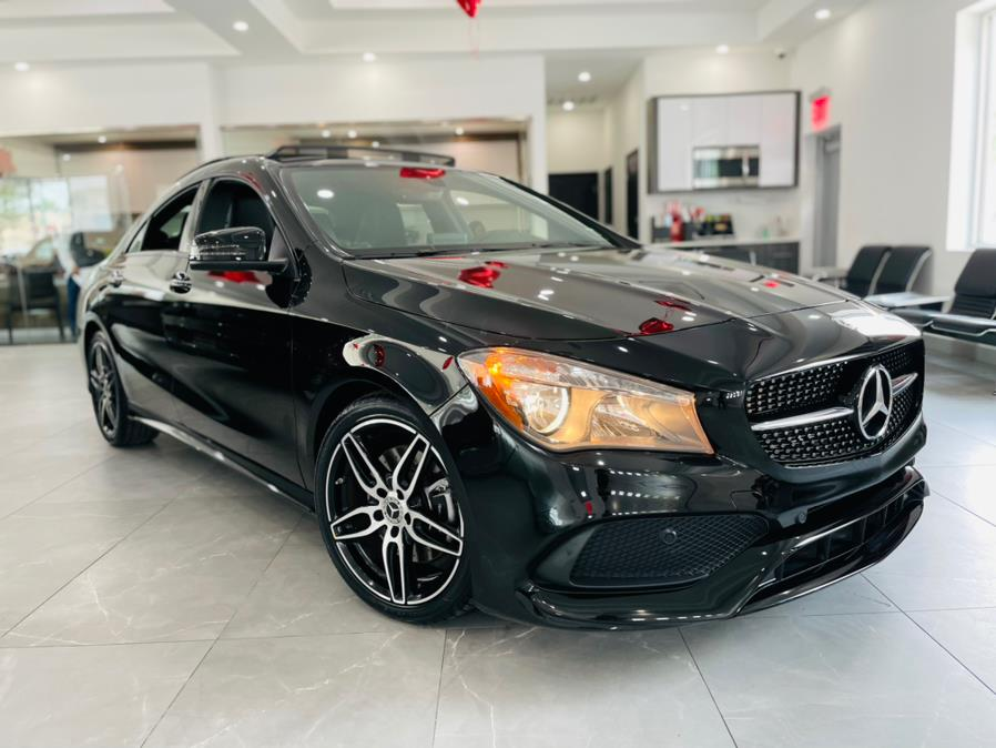 Used Mercedes-Benz CLA CLA 250 Coupe 2018 | C Rich Cars. Franklin Square, New York