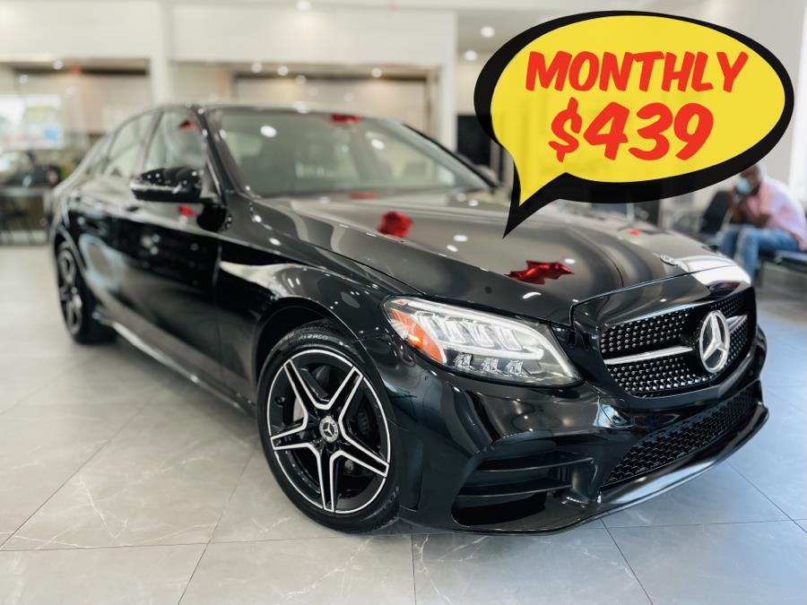 Used 2019 Mercedes-Benz C-Class in Franklin Square, New York | C Rich Cars. Franklin Square, New York