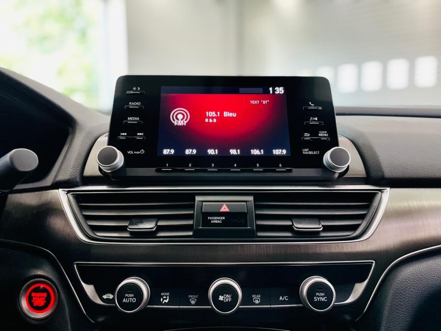 Used Honda Accord Sedan LX 1.5T CVT 2018 | C Rich Cars. Franklin Square, New York