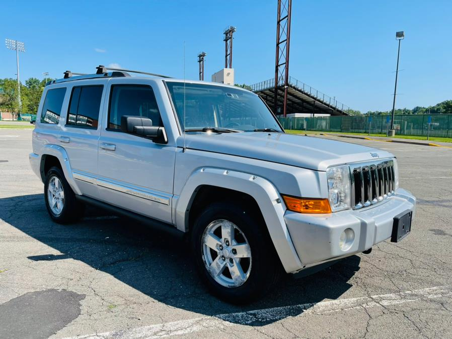 Used Jeep Commander 4WD 4dr Limited 2008   Supreme Automotive. New Britain, Connecticut