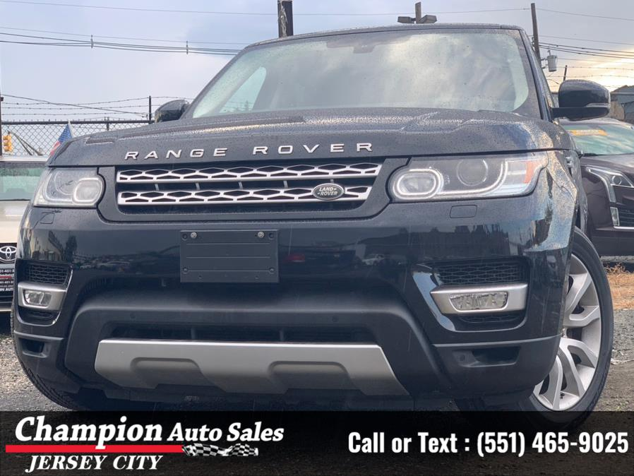 Used Land Rover Range Rover Sport 4WD 4dr HSE 2014   Champion Auto Sales of JC. Jersey City, New Jersey