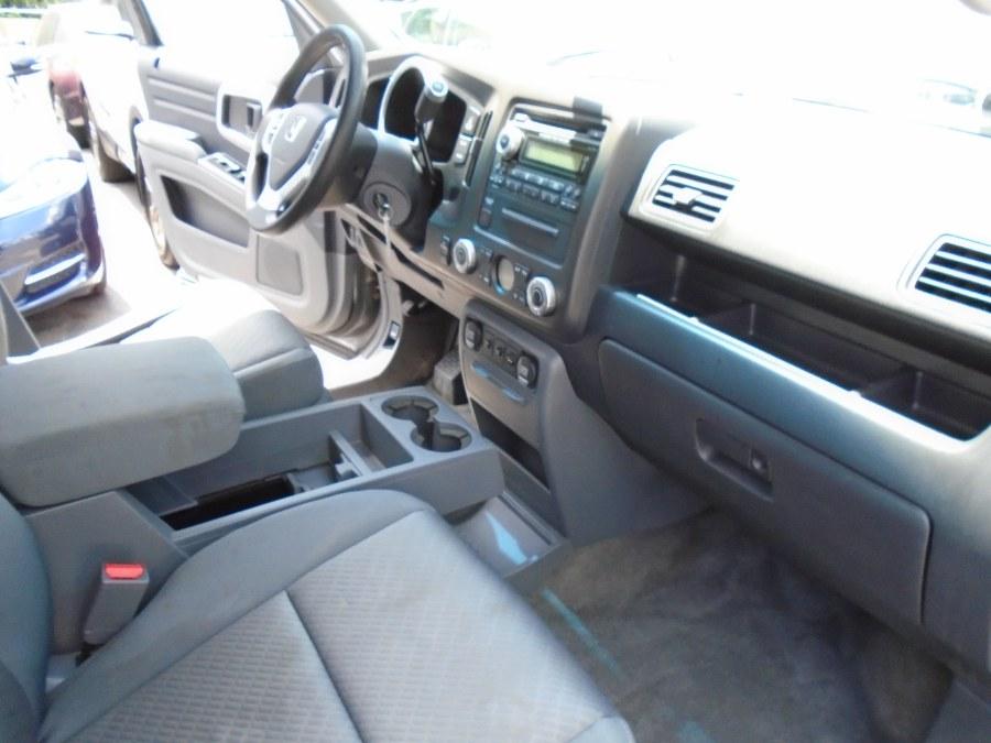 Used Honda Ridgeline 4WD Crew Cab RTS 2008   Jim Juliani Motors. Waterbury, Connecticut