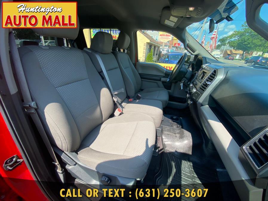 Used Ford F-150 XLT 4WD SuperCrew 2017 | Huntington Auto Mall. Huntington Station, New York