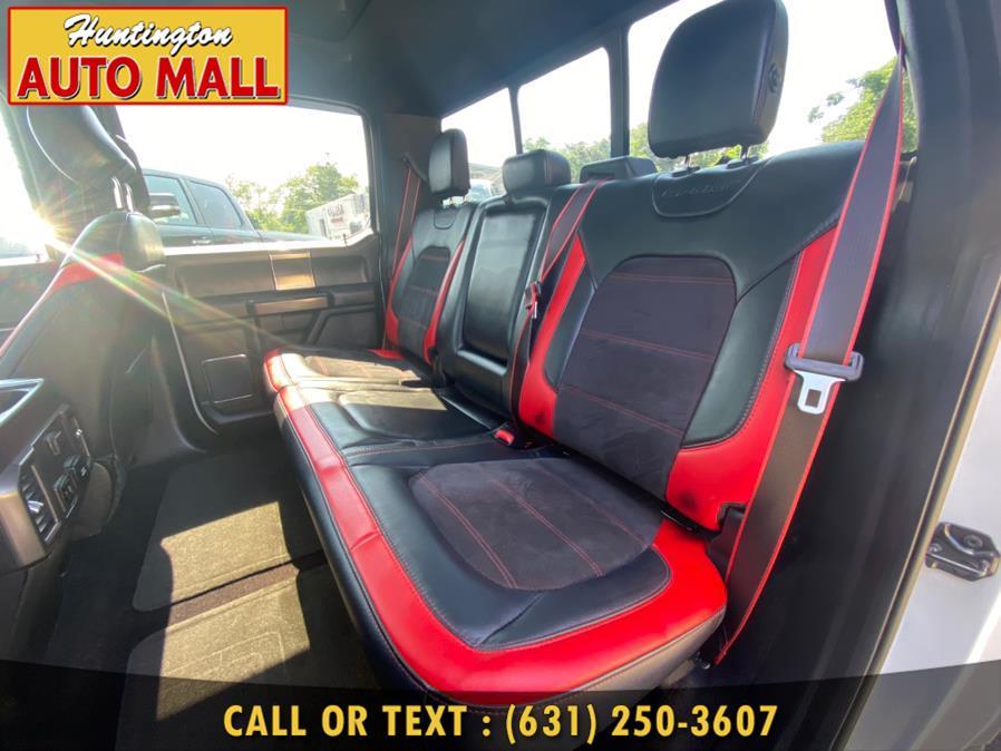 Used Ford F-150 LARIAT SPORT 4WD 2017   Huntington Auto Mall. Huntington Station, New York