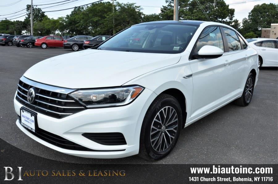 Used Volkswagen Jetta SEL Auto w/SULEV 2019 | B I Auto Sales. Bohemia, New York