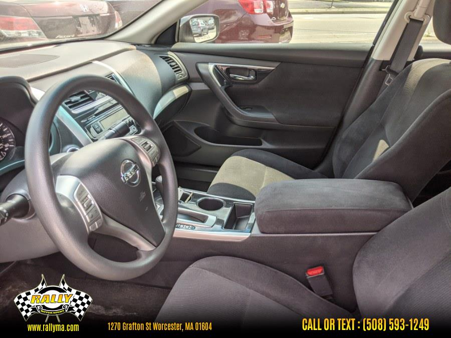Used Nissan Altima 4dr Sdn I4 2.5 S 2013   Rally Motor Sports. Worcester, Massachusetts