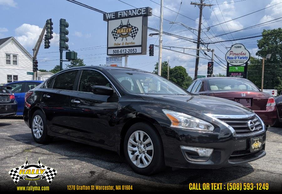 Used 2013 Nissan Altima in Worcester, Massachusetts | Rally Motor Sports. Worcester, Massachusetts