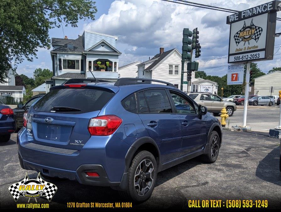Used Subaru XV Crosstrek 5dr Man 2.0i Premium 2014 | Rally Motor Sports. Worcester, Massachusetts