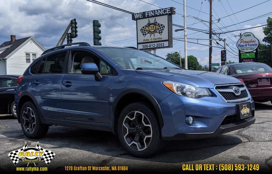 Used 2014 Subaru XV Crosstrek in Worcester, Massachusetts | Rally Motor Sports. Worcester, Massachusetts