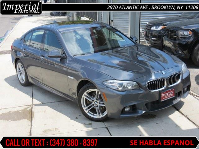 Used BMW 5 Series 4dr Sdn 528i xDrive AWD 2016 | Imperial Auto Mall. Brooklyn, New York