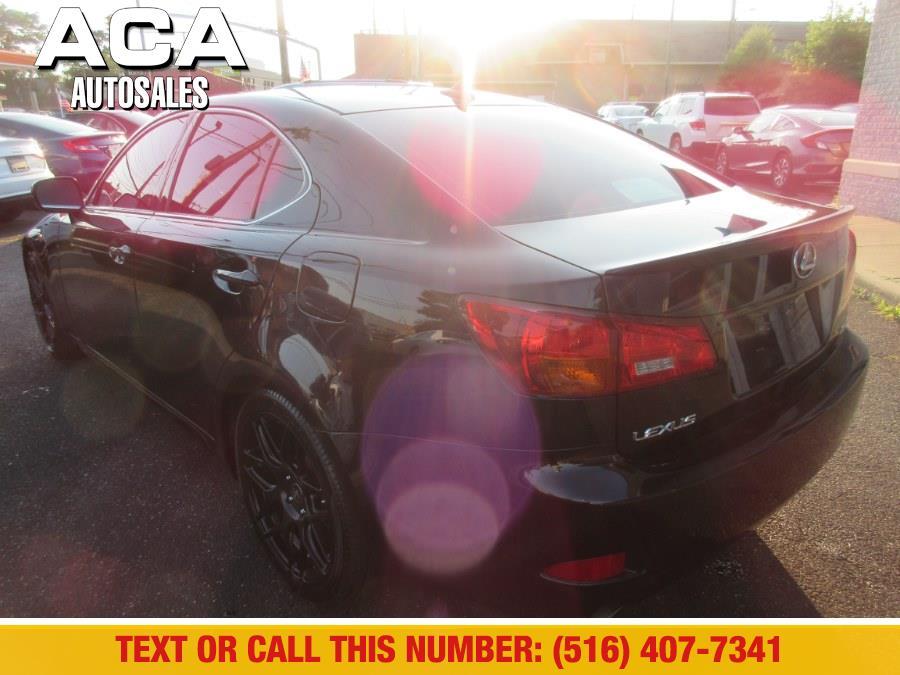 Used Lexus IS 350 4dr Sport Sdn Auto 2007 | ACA Auto Sales. Lynbrook, New York
