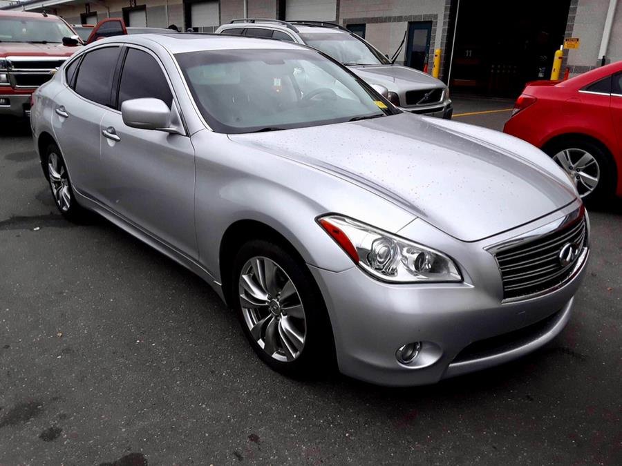 Used 2012 INFINITI M37 in New Haven, Connecticut | Primetime Auto Sales and Repair. New Haven, Connecticut