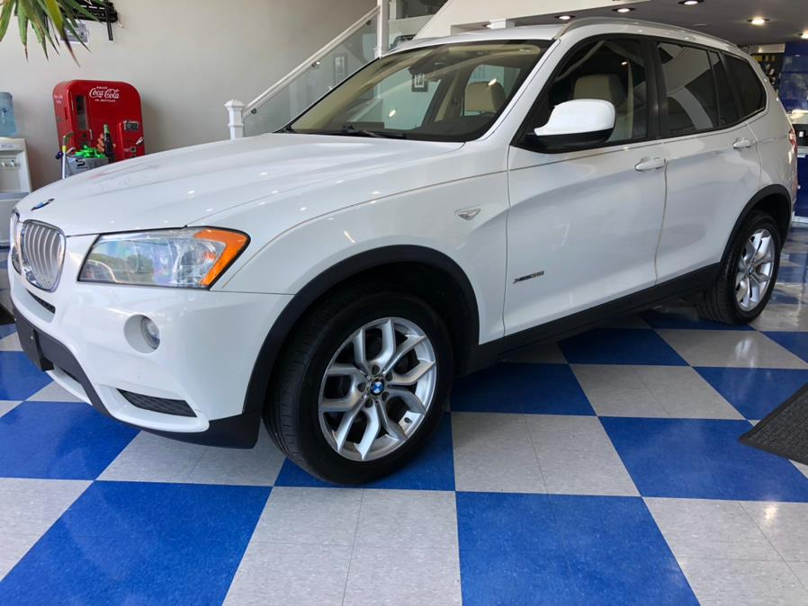 Used BMW X3 AWD 4dr 35i 2011 | Chris's Auto Clinic. Plainville, Connecticut