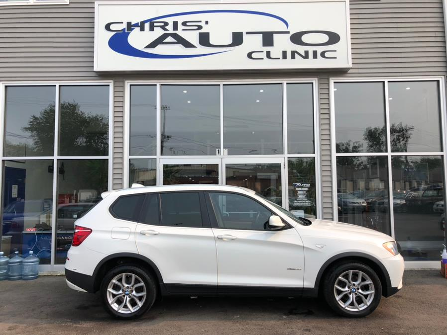 Used 2011 BMW X3 in Plainville, Connecticut | Chris's Auto Clinic. Plainville, Connecticut