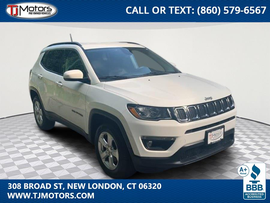 Used 2017 Jeep Compass in New London, Connecticut | TJ Motors. New London, Connecticut