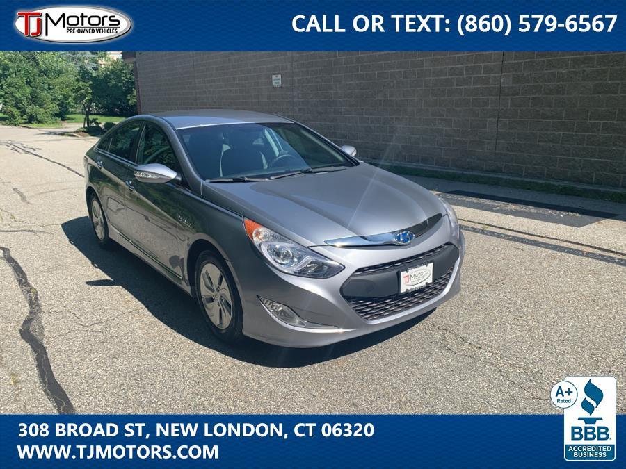 Used 2014 Hyundai Sonata Hybrid in New London, Connecticut | TJ Motors. New London, Connecticut