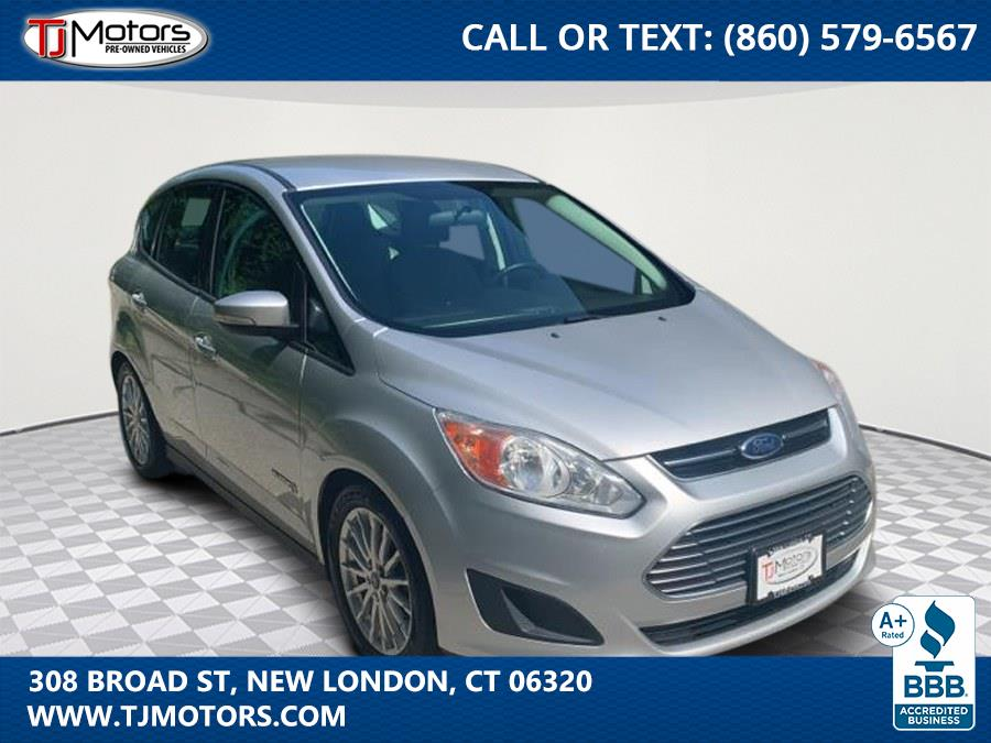 Used 2015 Ford C-Max Hybrid in New London, Connecticut | TJ Motors. New London, Connecticut