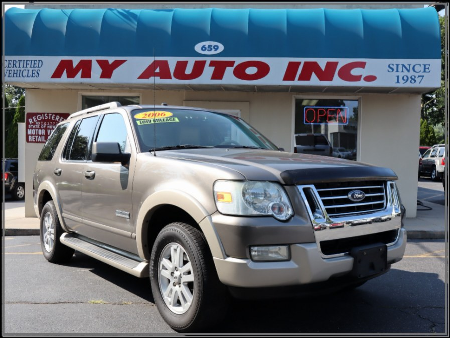 Used 2006 Ford Explorer in Huntington Station, New York | My Auto Inc.. Huntington Station, New York