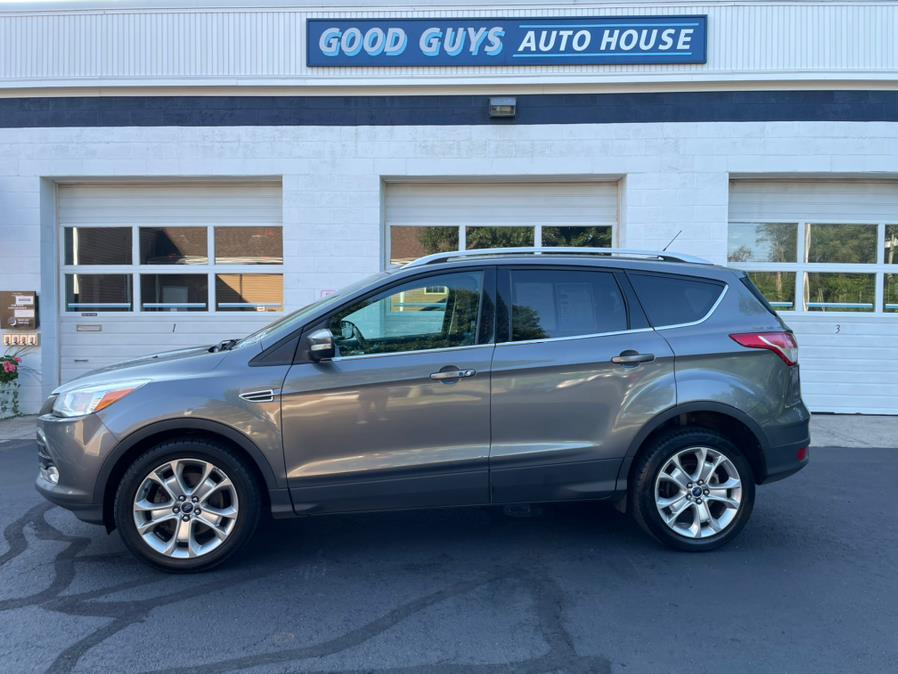 Used 2014 Ford Escape in Southington, Connecticut | Good Guys Auto House. Southington, Connecticut