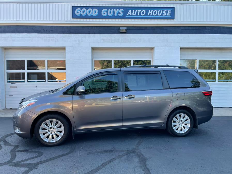 Used 2016 Toyota Sienna in Southington, Connecticut | Good Guys Auto House. Southington, Connecticut