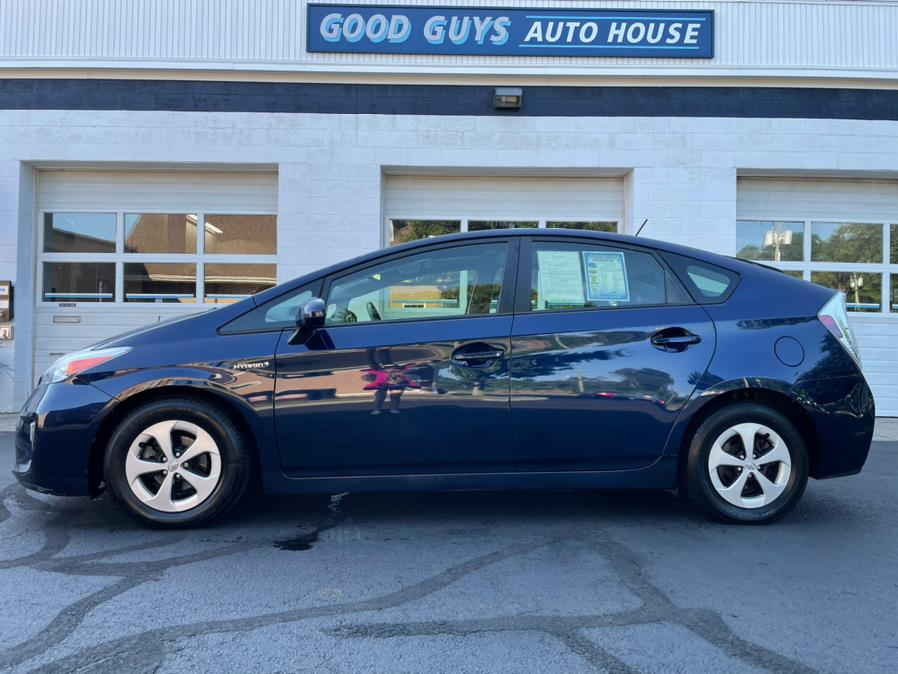 Used 2015 Toyota Prius in Southington, Connecticut | Good Guys Auto House. Southington, Connecticut