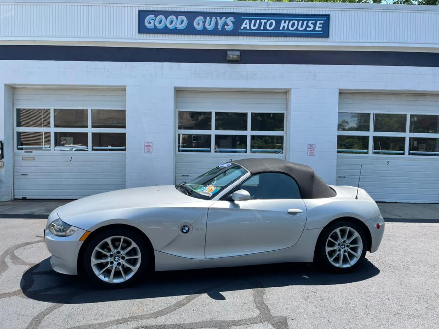 Used 2006 BMW Z4 in Southington, Connecticut | Good Guys Auto House. Southington, Connecticut