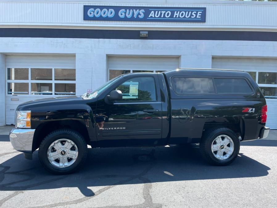 Used 2012 Chevrolet Silverado 1500 in Southington, Connecticut | Good Guys Auto House. Southington, Connecticut