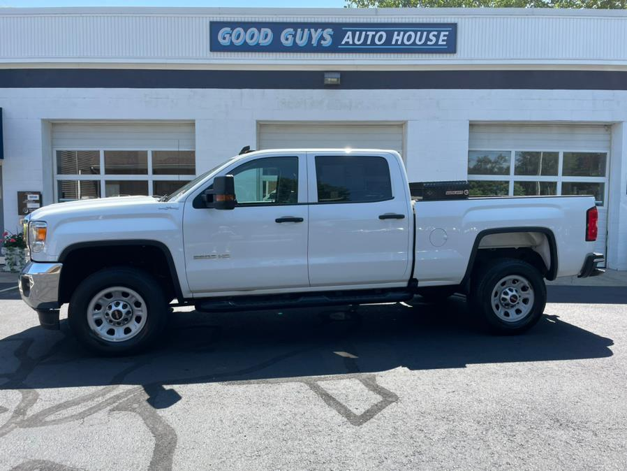 Used 2017 GMC Sierra 2500HD in Southington, Connecticut | Good Guys Auto House. Southington, Connecticut