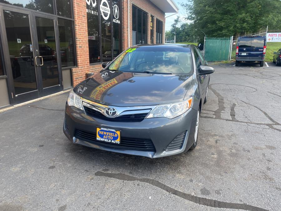 Used Toyota Camry 4dr Sdn I4 Auto LE (Natl) 2012 | Newfield Auto Sales. Middletown, Connecticut