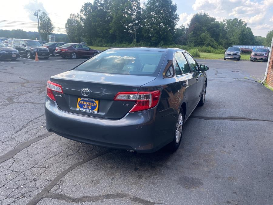 Used Toyota Camry 4dr Sdn I4 Auto LE (Natl) 2012   Newfield Auto Sales. Middletown, Connecticut