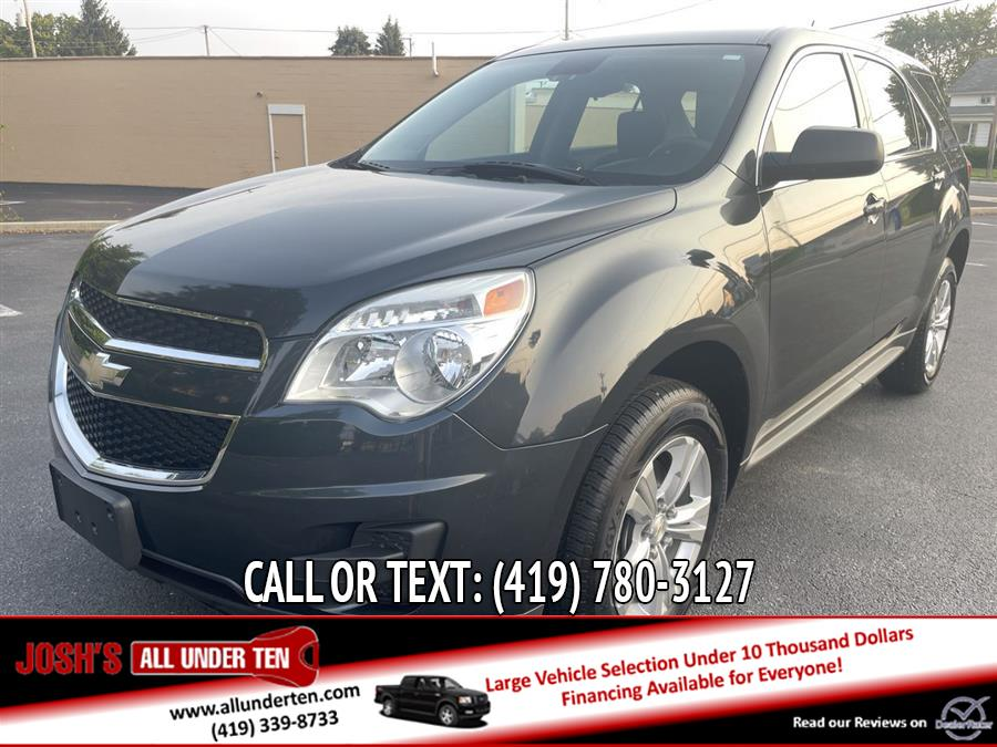 Used 2014 Chevrolet Equinox in Elida, Ohio | Josh's All Under Ten LLC. Elida, Ohio