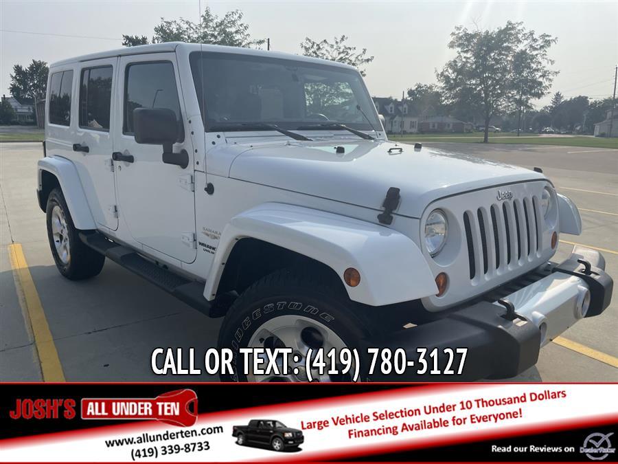 Used 2013 Jeep Wrangler Unlimited in Elida, Ohio | Josh's All Under Ten LLC. Elida, Ohio
