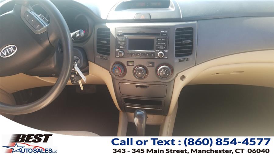 Used Kia Optima 4dr Sdn I4 Auto LX 2010 | Best Auto Sales LLC. Manchester, Connecticut