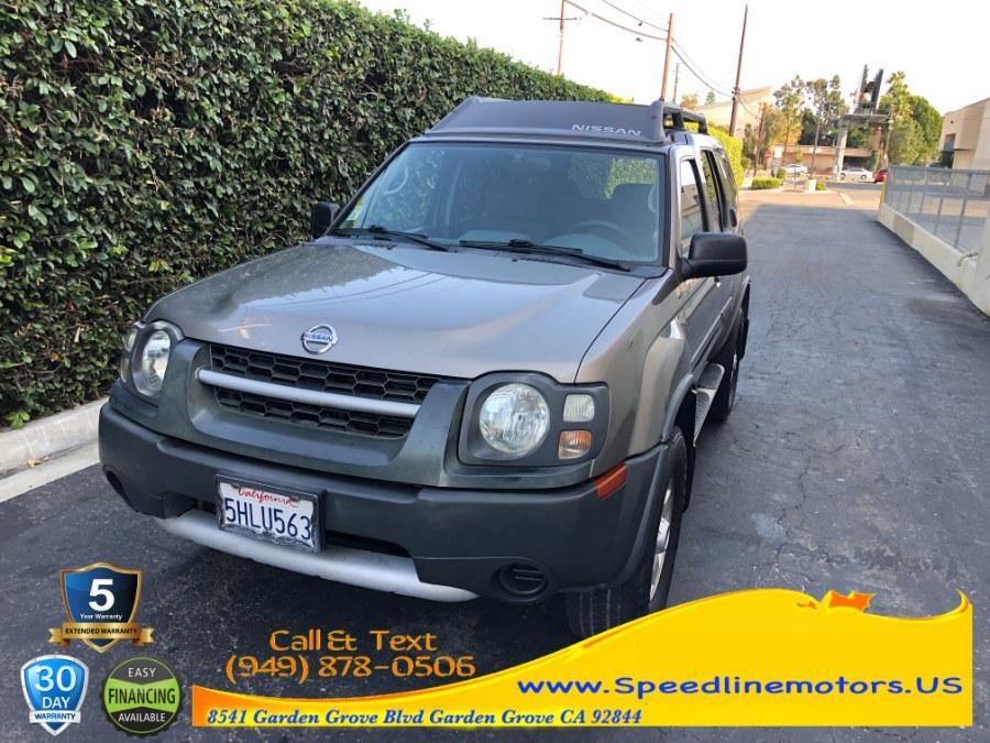 Used Nissan Xterra 4dr XE 4WD V6 Auto 2004 | Speedline Motors. Garden Grove, California