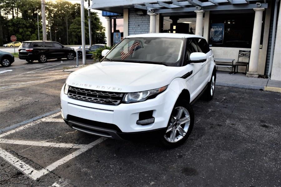 Used 2013 Land Rover Range Rover Evoque in Winter Park, Florida   Rahib Motors. Winter Park, Florida