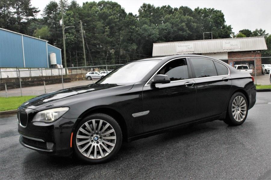 Used BMW 7 Series 4dr Sdn 750i RWD 2012 | HHH Auto Sales LLC. Marietta, Georgia