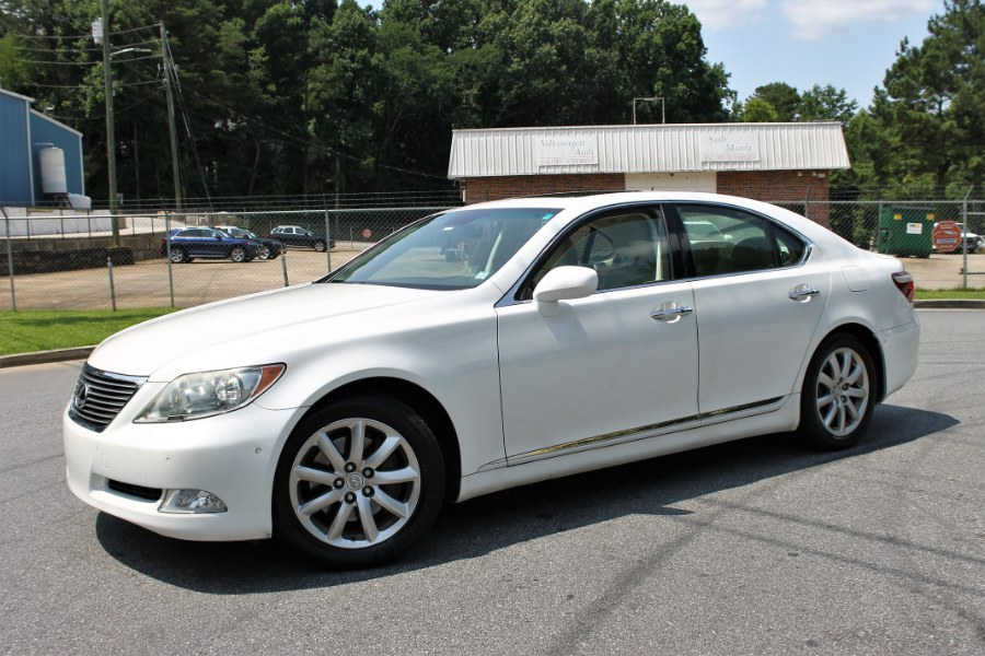 Used Lexus LS 460 4dr Sdn RWD 2009 | HHH Auto Sales LLC. Marietta, Georgia