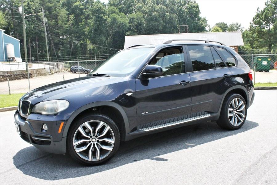 Used BMW X5 AWD 4dr 3.0si 2007 | HHH Auto Sales LLC. Marietta, Georgia