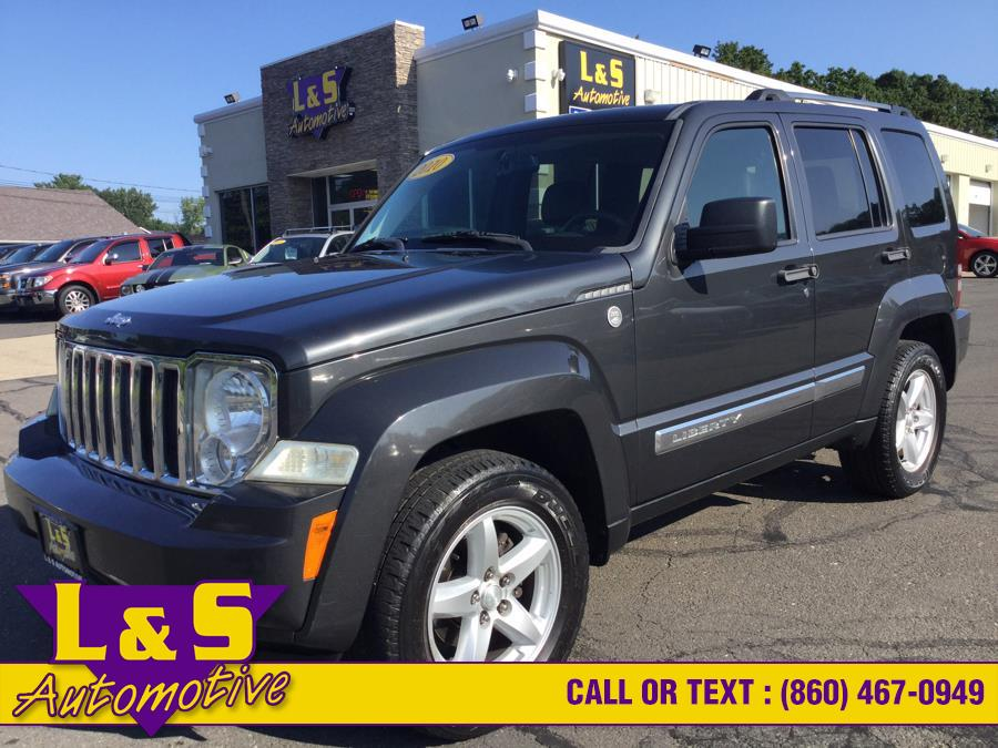 Used 2010 Jeep Liberty in Plantsville, Connecticut | L&S Automotive LLC. Plantsville, Connecticut