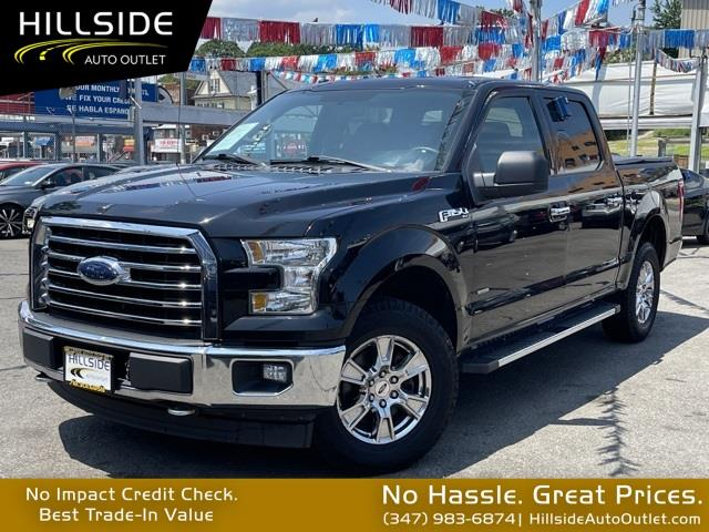 Used Ford F-150 XLT 2017 | Hillside Auto Outlet. Jamaica, New York