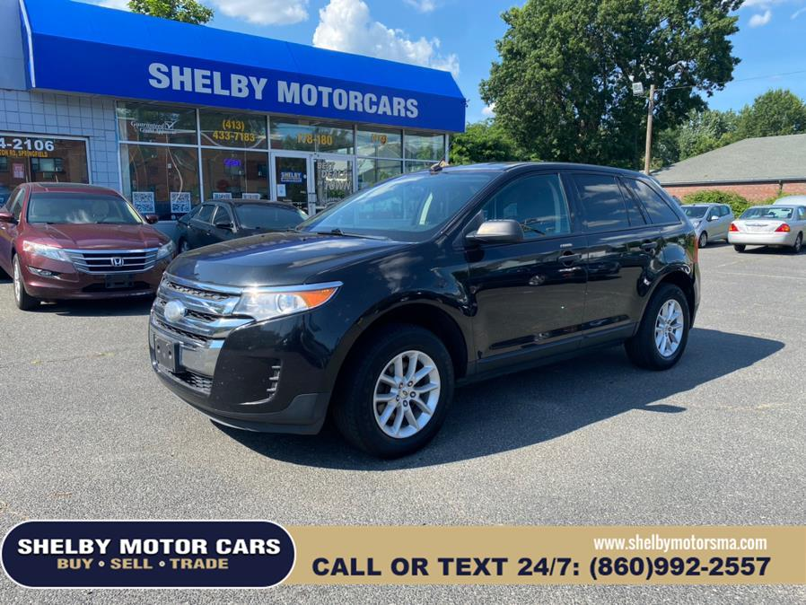 Used 2013 Ford Edge in Springfield, Massachusetts | Shelby Motor Cars. Springfield, Massachusetts