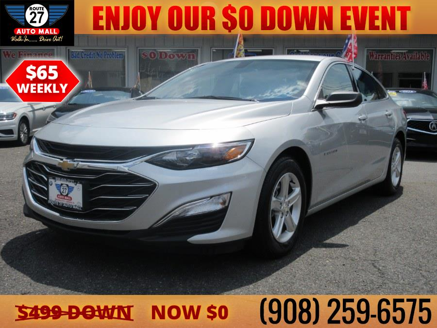 Used 2021 Chevrolet Malibu in Linden, New Jersey | Route 27 Auto Mall. Linden, New Jersey
