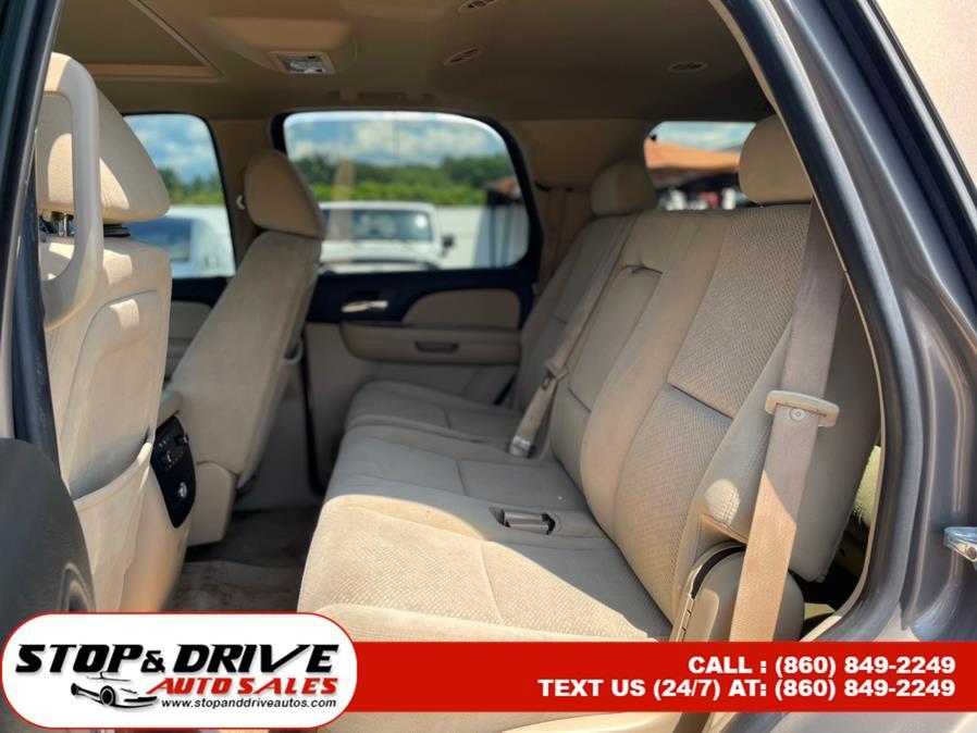 Used Chevrolet Tahoe 4WD 4dr 1500 LTZ 2007   Stop & Drive Auto Sales. East Windsor, Connecticut