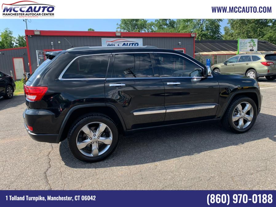 Used Jeep Grand Cherokee 4WD 4dr Limited 2012 | Manchester Autocar Center. Manchester, Connecticut