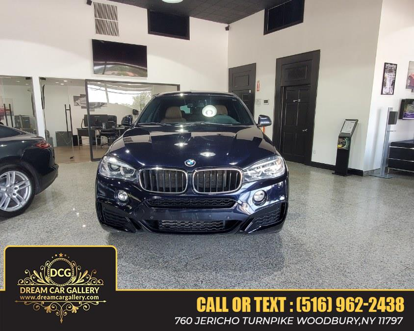 Used BMW X6 xDrive35i Sports Activity Coupe 2018 | Dream Car Gallery. Woodbury, New York