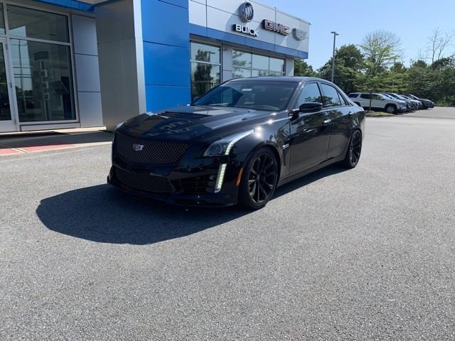 Used Cadillac Cts-v  2017   Sullivan Automotive Group. Avon, Connecticut