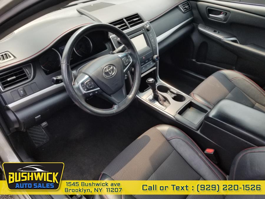 Used Toyota Camry SE Automatic (Natl) 2017 | Bushwick Auto Sales LLC. Brooklyn, New York