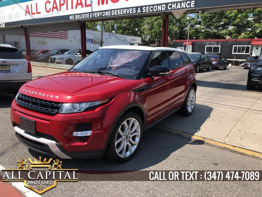 Used 2012 Land Rover Range Rover Evoque in Brooklyn, New York | All Capital Motors. Brooklyn, New York