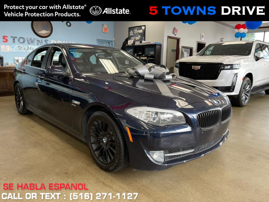 Used BMW 5 Series 4dr Sdn 535i xDrive AWD 2012   5 Towns Drive. Inwood, New York
